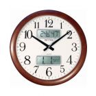 Rhythm Quartz Wall Clock  -Cfg901