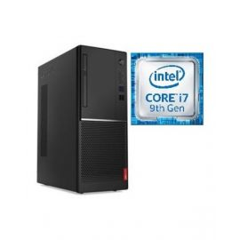 Lenovo ThinkCenter V530 Tower Desktop Core i7-9700 8GB RAM 1TB HDD DOS Black 11BH0023AX