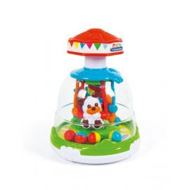 Clementoni Baby Animals Fun Park Spinner