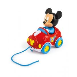 Disney Baby Mickey Pull Along Car