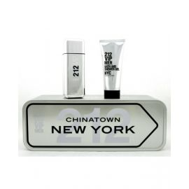 Carolina Herrera 212 Vip Men New York 2 Pieces Gift Set For Men