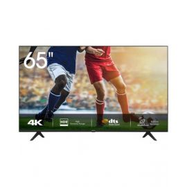 "65"" Ultra High Definition 4K TV - Smart with VIDAA U3.0 Operating Sys, Parents Control, HDR10, HLG, DTS Studio Sound, DTS Sound, 10w X 2 Sound output, HDMI-3, USB-2, Bluetooth 5.0, DVB-T,T2+C+S+S2"