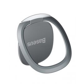 Baseus Invisible Phone Ring Holder Silver SUYB-0S