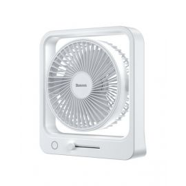 Baseus Cube Shaking Fan 5400Mah White CXMF-02