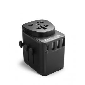 Ravpower Universal Travel Charger Black Rp-Pc099 6970651389820
