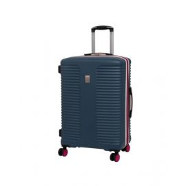 "IT Luggage Serieupbeat 25"" Trolley Blue/W/Jetstreamtri"