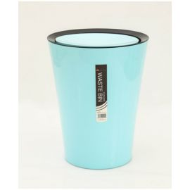 Blumen Plastic Trash Can 9.5L -B8732