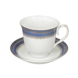 Blumen Cup And Saucer 12 Pcs Set BCS220BL