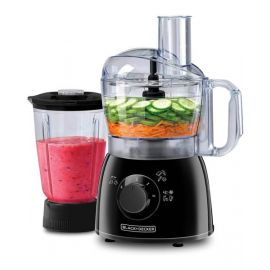 Black & Deckar 1.5 Liter 400 W Food Processors BDFX400BB5