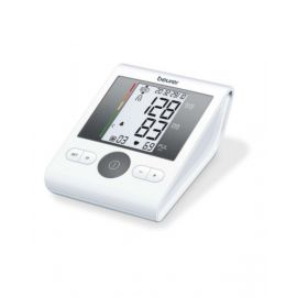 Beurer BM 28 Upper Arm Blood Pressure Monitor With Adapter