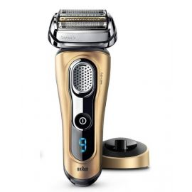 Braun Shaver Black and Gold BR9399PS