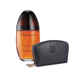 CK Obsession DP103409 + HMX Ladies Wallet HMXWA - BUNDP103XWA