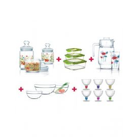 Luminarc Glassware Bundle BUNLUMINARC