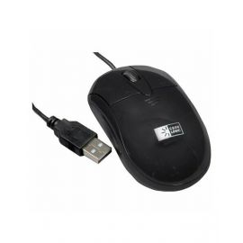 Case Logic Ems800 Black Wired Usb Optical Mouse CL122080002