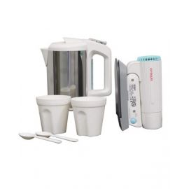 DK-149 Crown Line Travel Hair Dryer & Stainless Kettle - CLDK149