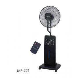 "MF-221 Crown Line 16"" Mist Fan  With Remote Control - CLMF221"