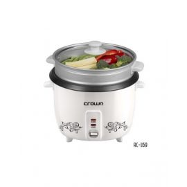 RC-169 Crown Line Rice Cooker 1.0L - CLRC169