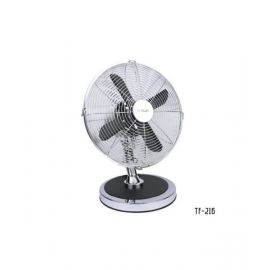 "TF-216 Crown Line 12"" Metal table fan - CLTF216"