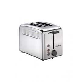 TR-204 Crown Line Toaster 2 Slice 770-920W - CLTR204