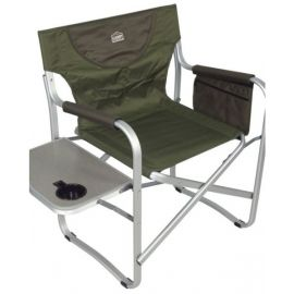 Camp Master Folding chair with side table CM1000038