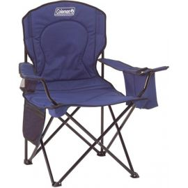 Coleman Portable Camping Quad Chair With 4-Can Cooler CM2000020267