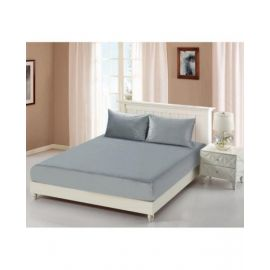 Cannon Set Winter Fitted Bed Sheet 3Pcs  King Size CNFBSK3PS