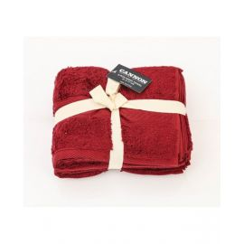 CANNON HAND TOWEL 41*71 2 PCS SET- CNHTW41712PCL