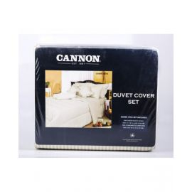 CANNON QUEEN 3PCS QUILT COVER	CNQCQ3PS