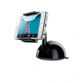 Cellularline Super Grip Car Holder iPhone, Black - CRABSUPERG2IPHONE
