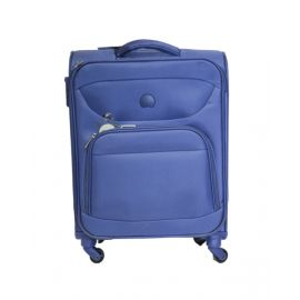 Delsey Lazare S 4W Trolley 56Cm Blue 360479 -D357380312
