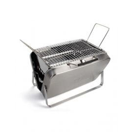 Discovery Adventures Multi-Function Stainless Steel Portable Camping Bbq Grill - DF76600