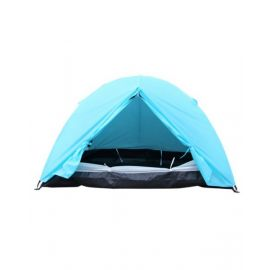 Discovery Adventures 2Person Camping Tent(Uv30+) - Blue - DFA66191