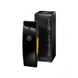 Mercedes Benz Club Black For Men 100Ml - Eau De Toilette  Dp041197