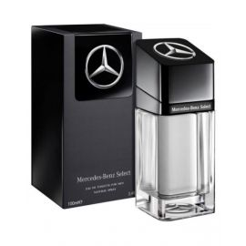 Mercedes-Benz Select For Men Eau De Toilette, 100Ml Dp081018