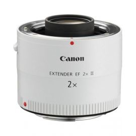Canon EF Extender 2 X III (TELECONVERTER) WHITE COLOR - EF4410B002
