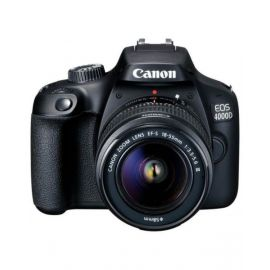 Canon DSLR Camera EOS 4000D with 18-55 DC III Lens