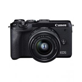 Canon EOS M6 Mark II + EF-M 15-45mm