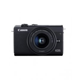 Canon EOS M200 Mirrorless Camera with 15-45 mm Lens
