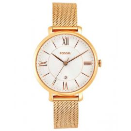 Fossil Jacqueline Analog Silver Dial Women's Watch - ES4352