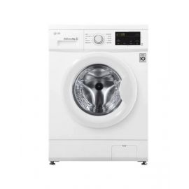 LG 8KG 1200rpm Direct Drive Front Load Washing Machine White FH2J3TDNP0