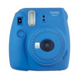 Fujifilm Instax Mini 9 Instant Film Camera - Cobalt Blue