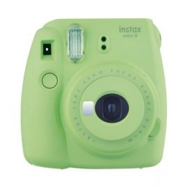 Fujifilm Instax Mini 9 Instant Film Camera - Lime Green