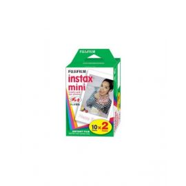 Fujifilm 2 Packs Instax Film For Instax Mini 8/7S - 10 Per Pack