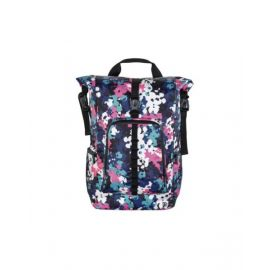 """Hama """"Roll-Top"""" Notebook Backpack, up to 40 cm (15.6""""), pink - H101822"""