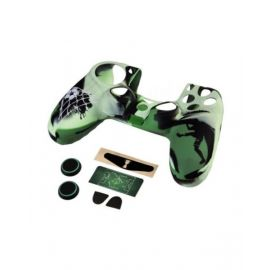 Hama Football 7In1 Pack Green For Ps Dualshock 4 Controller - 115465