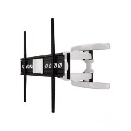 Hama Fullmotion Tv Wall Bracket 5 Stars 229 Cm 90 Inch Black/White, Ha118626