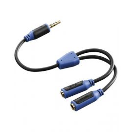 Hama Super Soft Audio Adapter For Ps4 - 54477