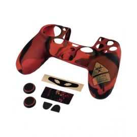 Hama 7-In-1 Undead Accessories Set For The Dualshock 4 Controller Ps4/Slim/Pro - 54494