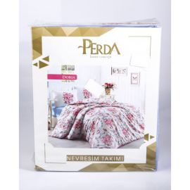 IPEKCE QUILT COVER SET PERDA SINGLE 4P IPQCPDS3P
