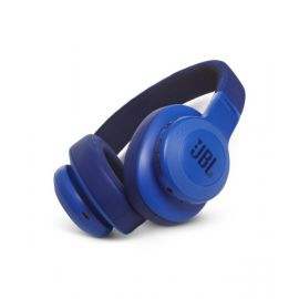 Jbl E55Bt Wireless Over-Ear Headphones Blue